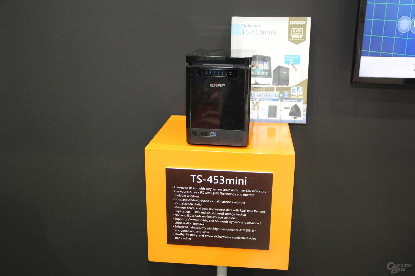 QNAP TS-453mini