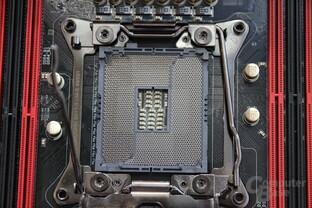 ASRock-X99-Mainboard mit OC-Sockel