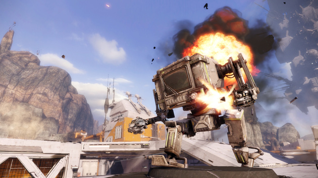 Hawken: Reloaded Games übernimmt Mech-Shooter