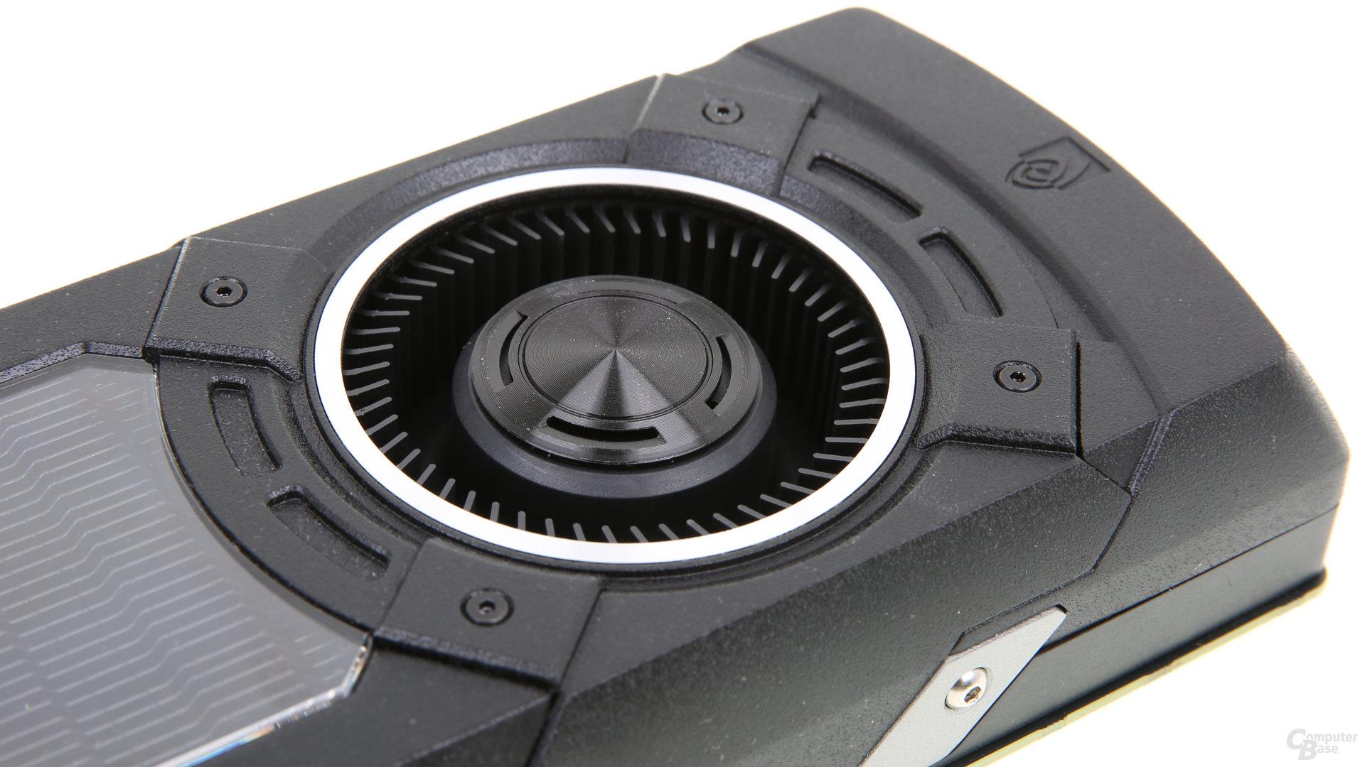 GeForce GTX Titan X - Lüfter