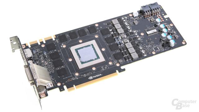 GeForce GTX Titan X - ohne Kühler