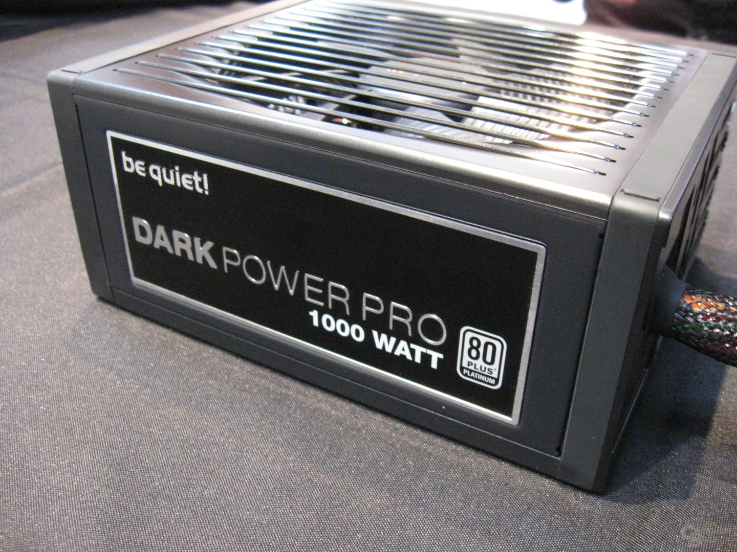 be quiet! Dark Power Pro P11 – Seitenansicht