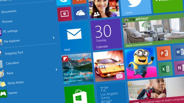 Windows 10: Systemvoraussetzungen stehen im Detail fest