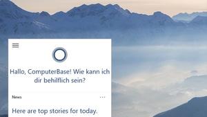 Windows 10: Build 10041 mit Cortana für Deutschland veröffentlicht