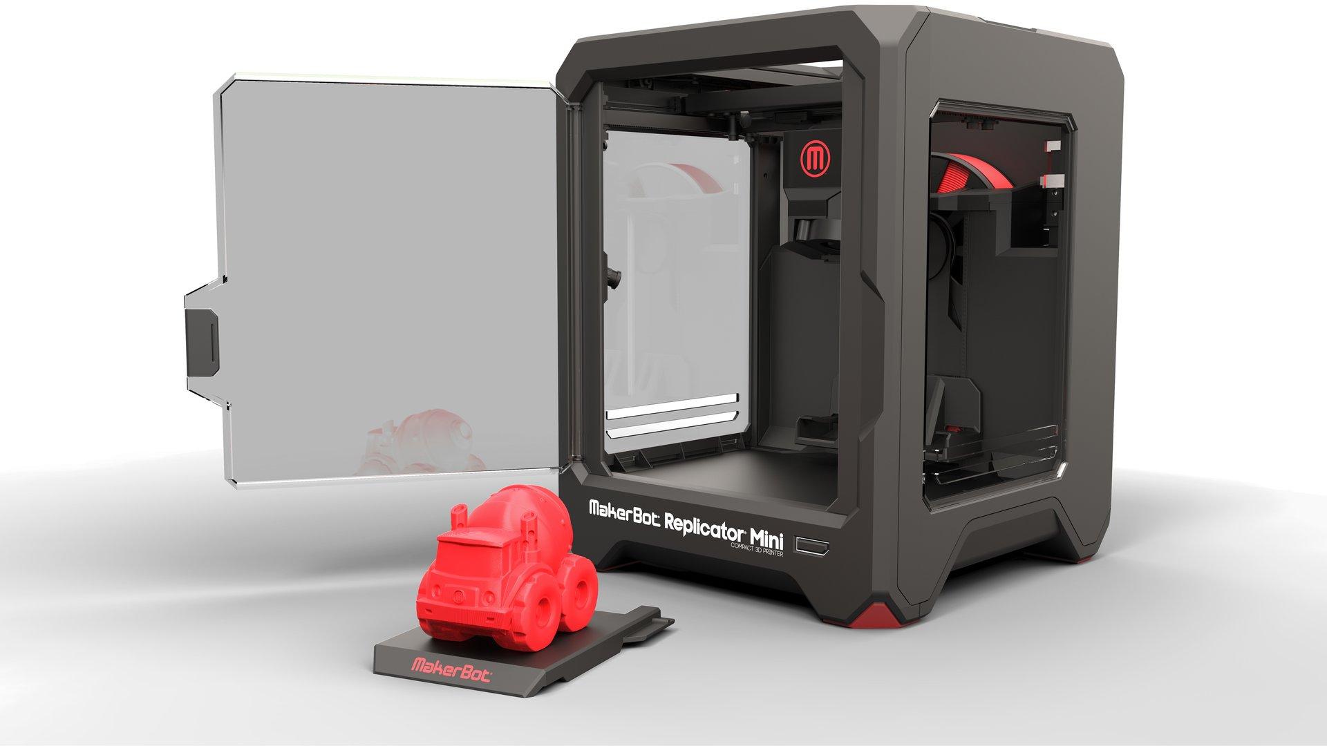 Der Replicator Mini von MakerBot