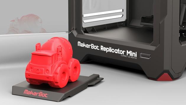 Markttag: 3D-Drucker für Privatanwender bleiben teure Nische