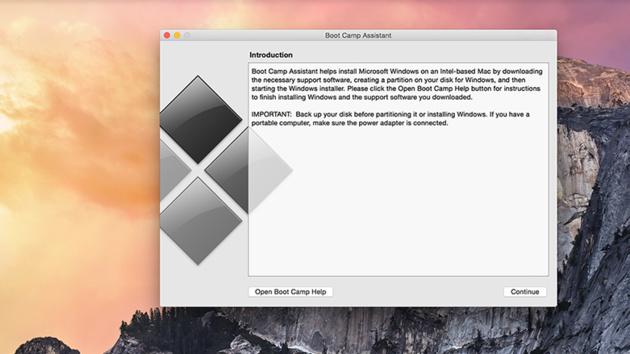 Apple Boot Camp: Aktuelle MacBooks unterstützen nur Windows8