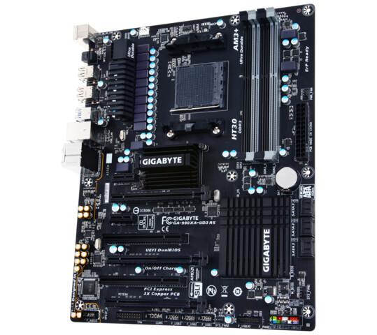 Gigabyte GA-990XA-UD3 R5