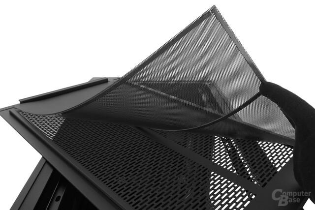 Thermaltake Core X2 – Magnetischer Staubfilter