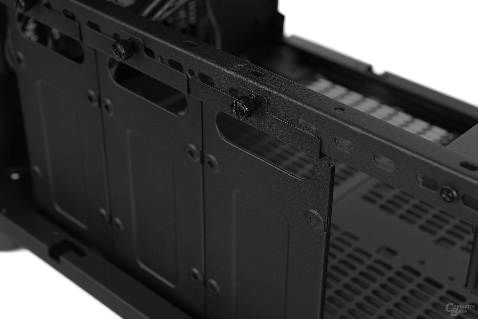"Thermaltake Core X2 – 2,5""-Festplattenbracket"