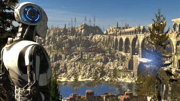 "The Talos Principle: ""Road to Gehenna""-DLC baut Spielwelt aus"