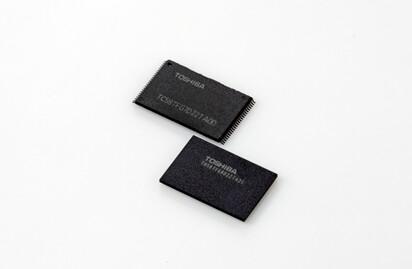 "Toshibas 3D-NAND ""BiCS"""