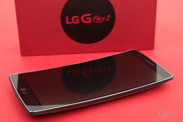 Das G Flex ist mit der zweiten Generation ein besseres Smartphone geworden