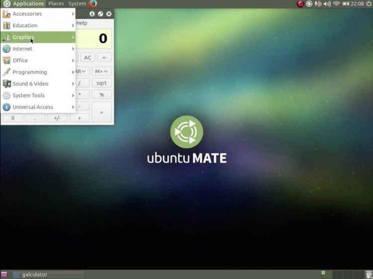 Ubuntu MATE 15.04 Beta