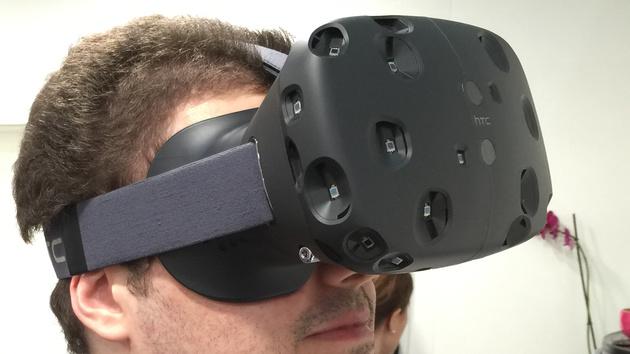 SteamVR: HTC Vive im Frühjahr kostenlos für Entwickler