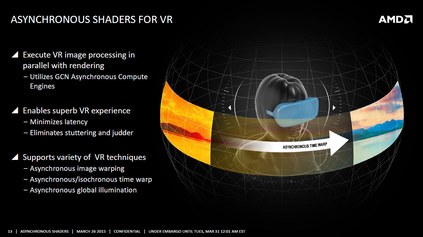Asynchronous Shaders für AMD Radeon
