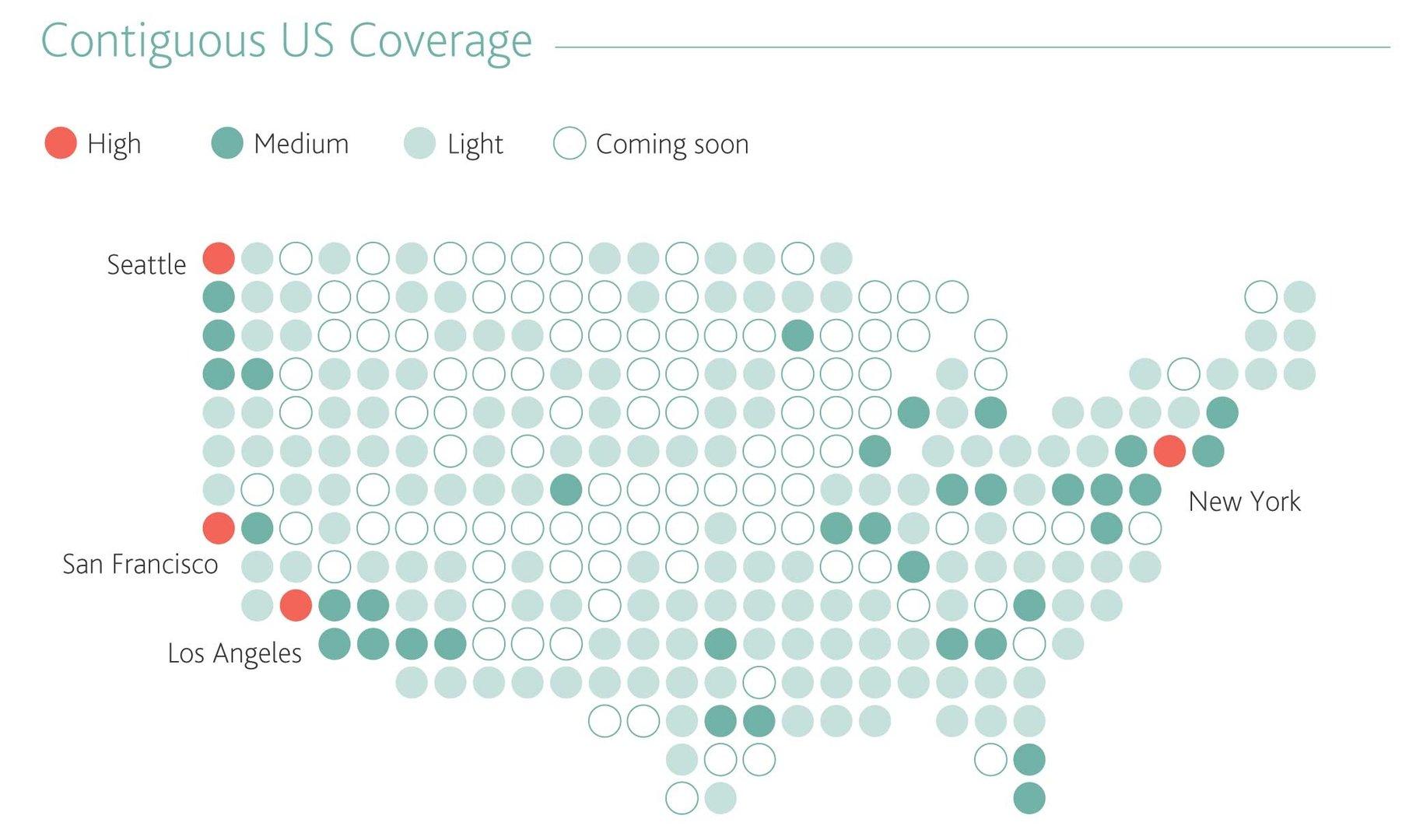 Verfügbarkeit von Amazon Home Services in den USA