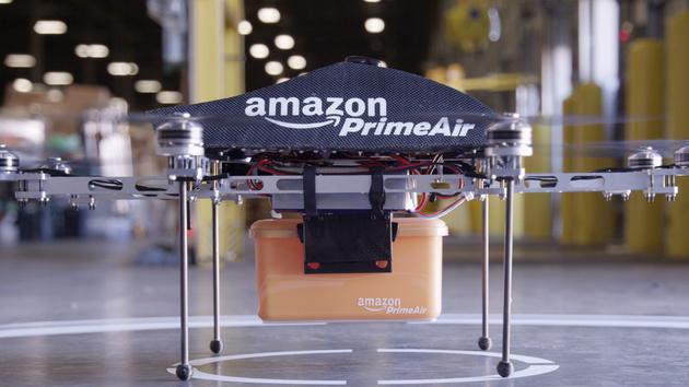 Prime Air: Amazon testet Lieferdrohnen nun in Kanada