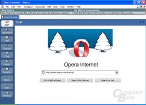 Opera 7.50 Alternatives Skin