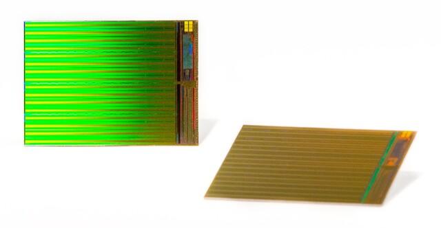 3D-NAND von Intel und Micron