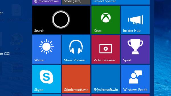Windows 10: Vorschau von Musik und Video als Universal Apps
