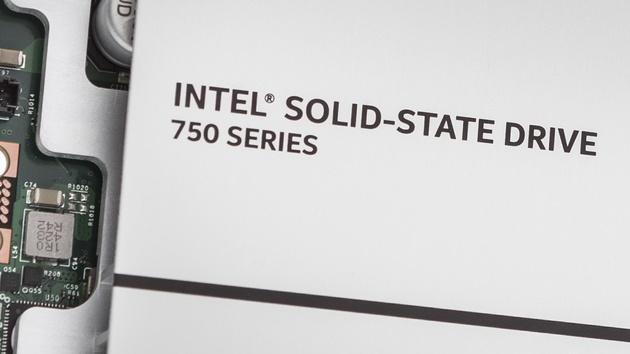Intel SSD 750 Series: Erste SSD mit schnellem NVMe für Enthusiasten