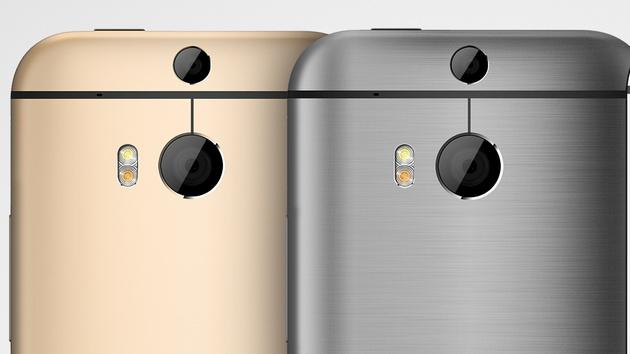 HTC One M8s: Neuauflage mit besserer Kamera und neuem SoC