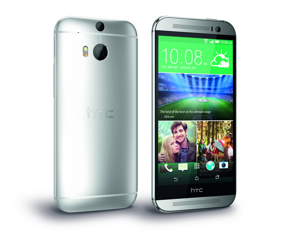 HTC One M8s Silber