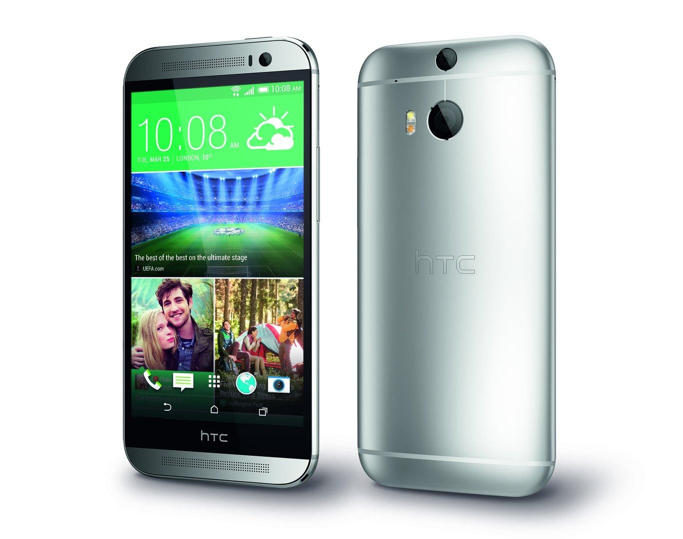 HTC One M8s Silber