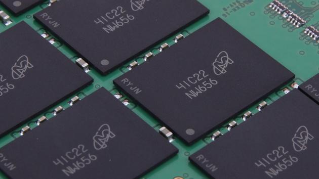 Flash-Speicher: NAND von Micron wird für kleine Kunden teurer