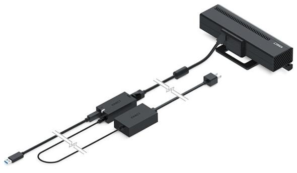 Kinect-Adapter für Windows mit Kinect für Xbox One