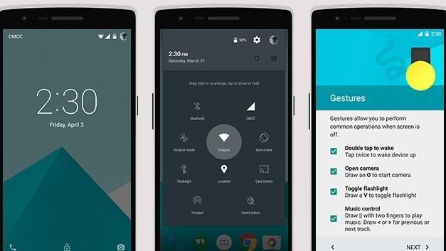 Android 5.0: OxygenOS für das OnePlus One ist fertig