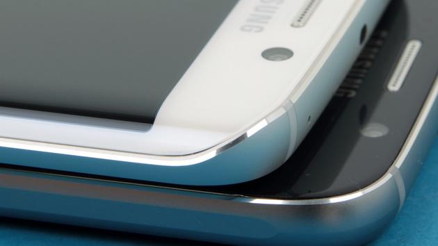 """Galaxy S6/edge: Samsung kritisiert Test zu """"Bendgate"""" als zu unrealistisch"""