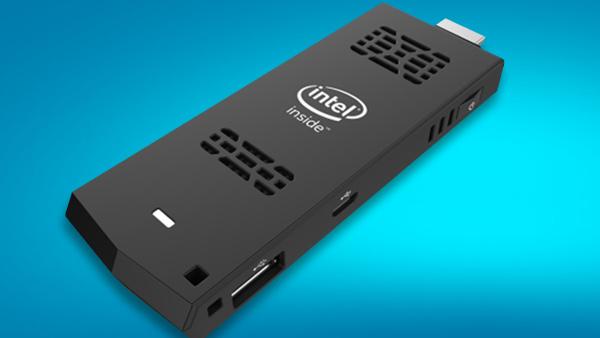 Compute Stick: Intels Mini-PC im USB-Stick-Format ist vorbestellbar