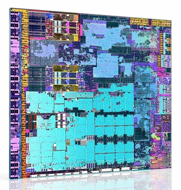 Intel Atom x5/x7 im Die-Shot