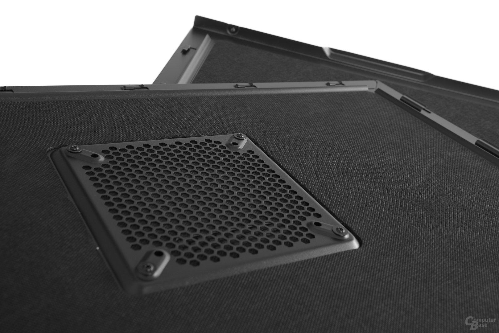 Fractal Design Define S – Bitumenmatten