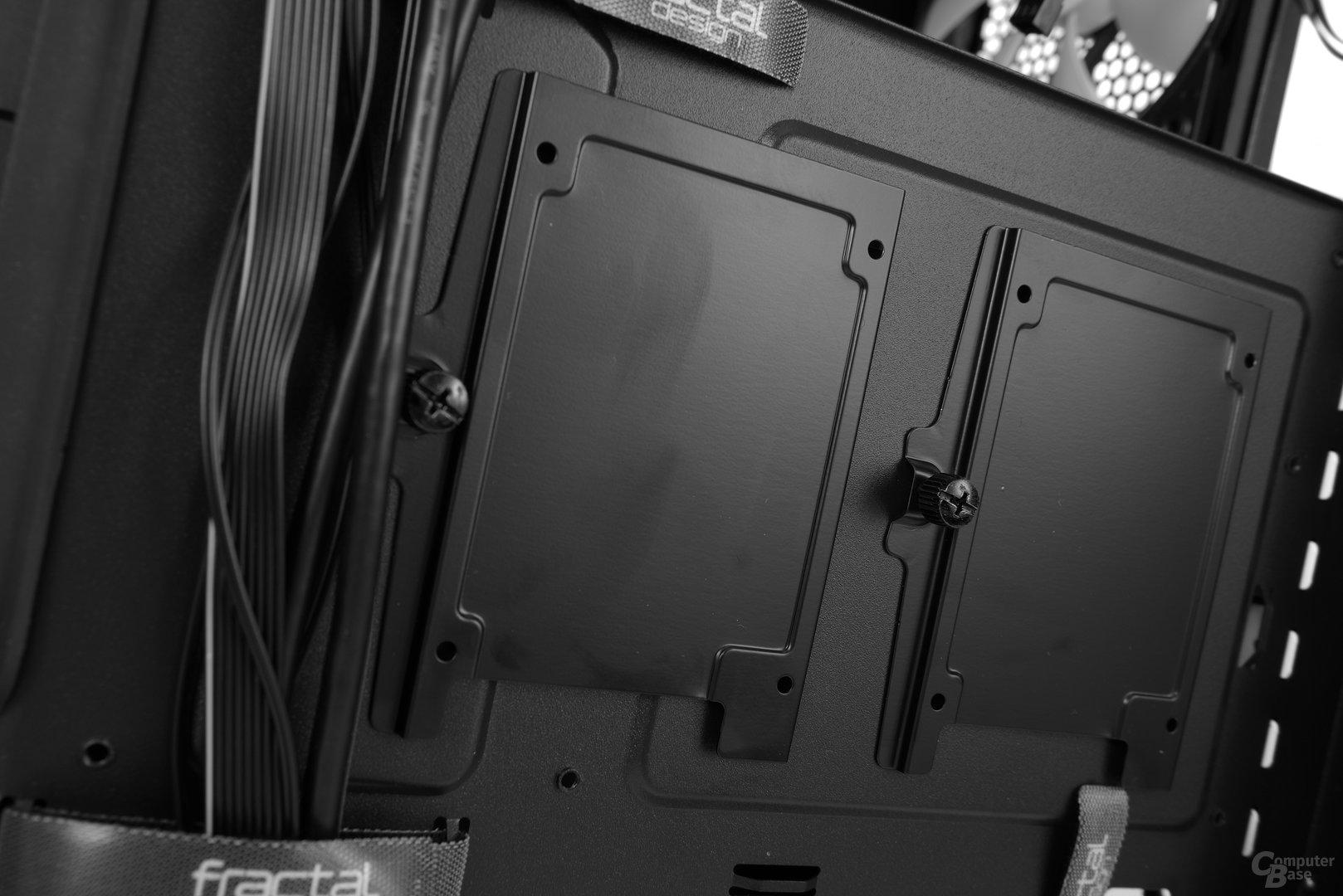 "Fractal Design Define S – 2,5""-Festplattenbrackets"
