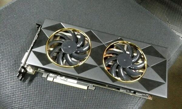 Die angebliche Radeon R9 390 von XFX