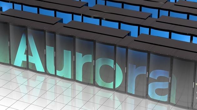 Intel Aurora: Schnellster Supercomputer mit 180Petaflops Leistung