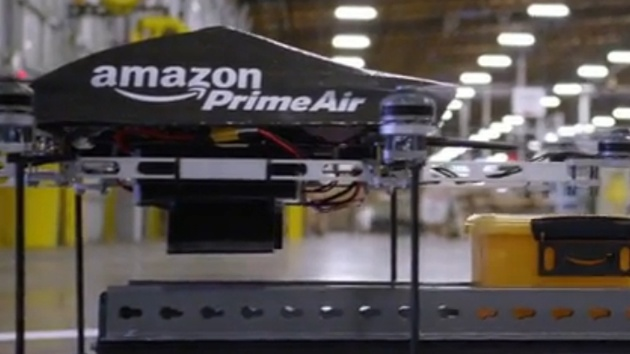 Prime Air: Amazon darf aktuelle Drohnen in den USA testen
