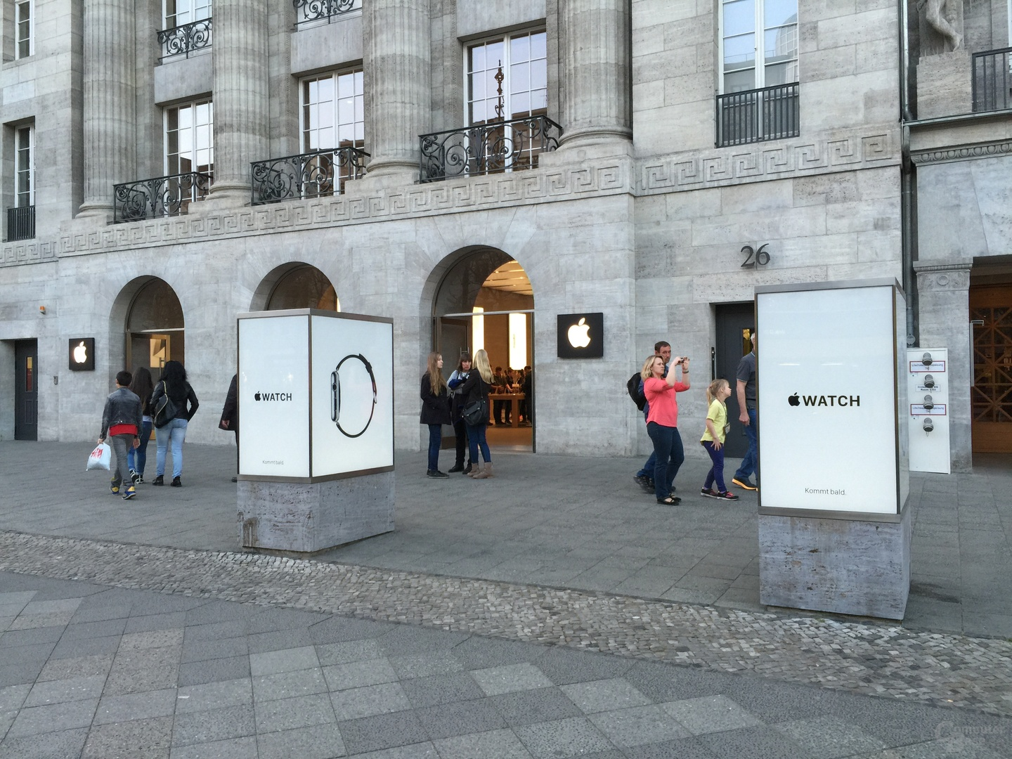 Apple Store Berlin