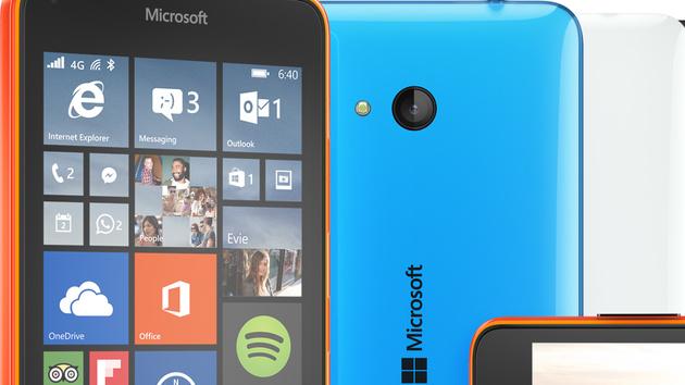 Microsoft: Mehrere Betriebssysteme auf einem Smartphone