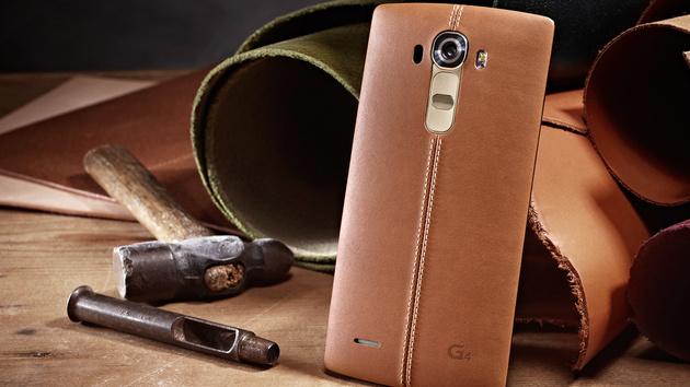 Datenleck: LG G4 mit austauschbarem Akku und Leder-Rückseite