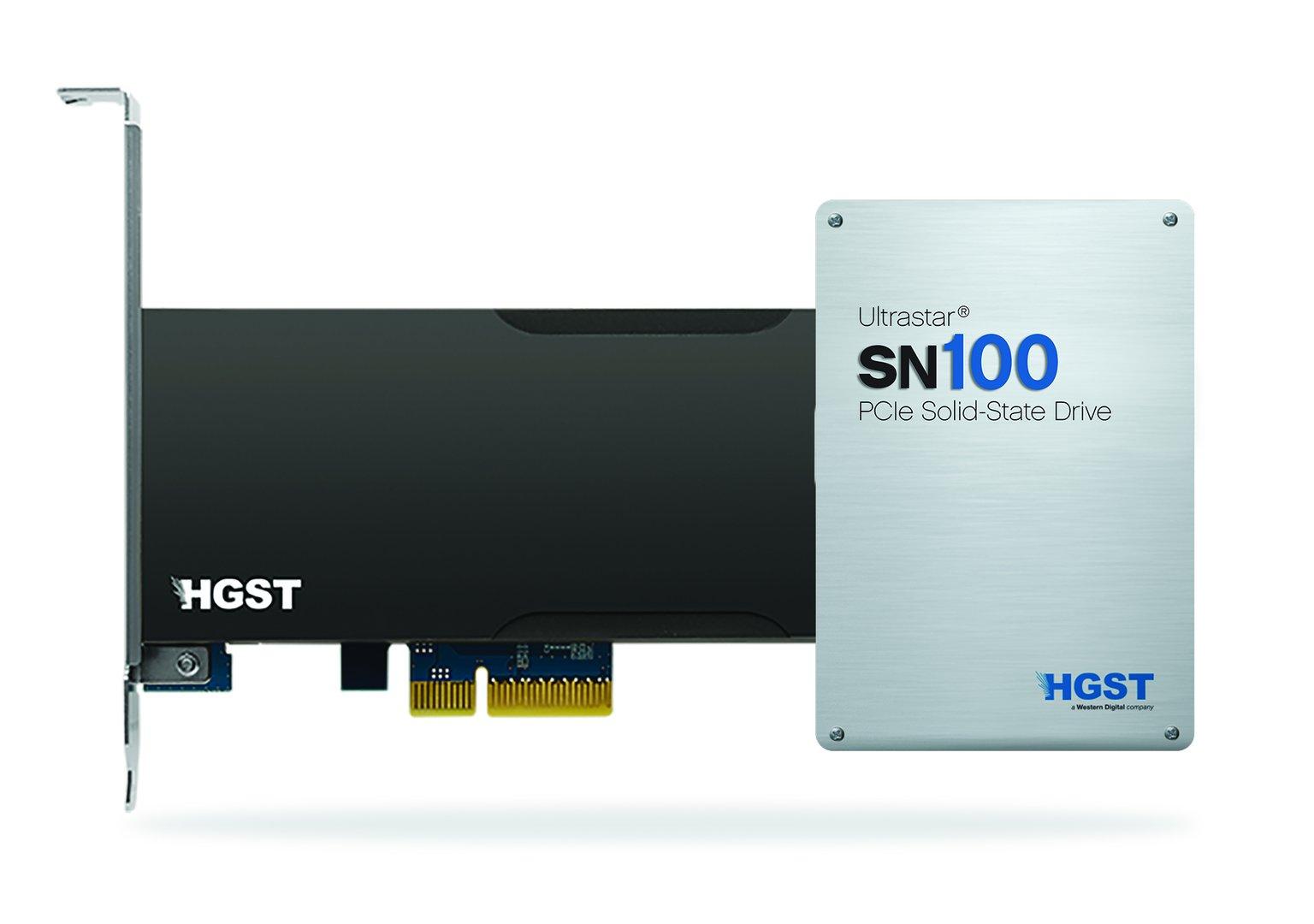 Ultrastar SN150 und SN100