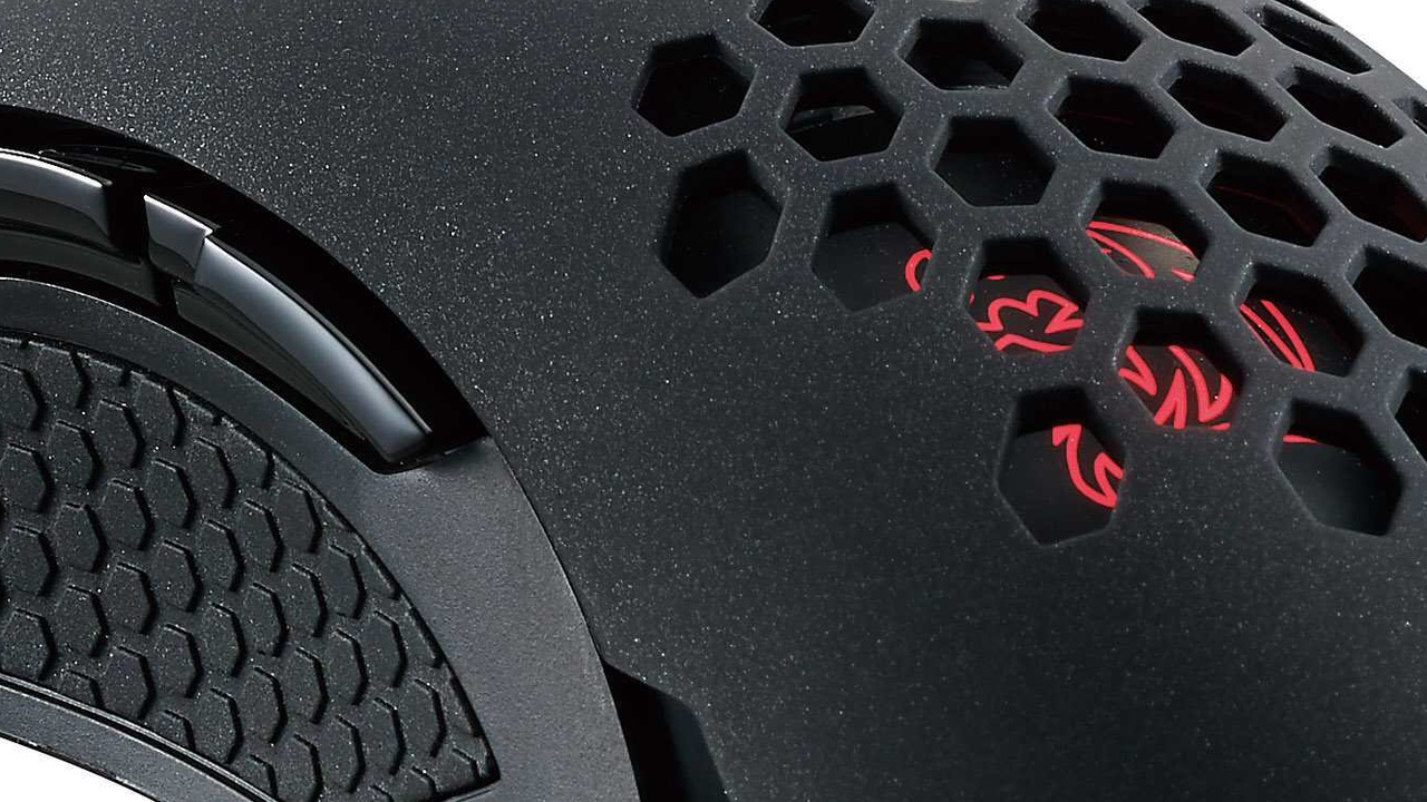 """Tt eSports Ventus X: Spielemaus mit """"aerodynamischem"""" Design"""