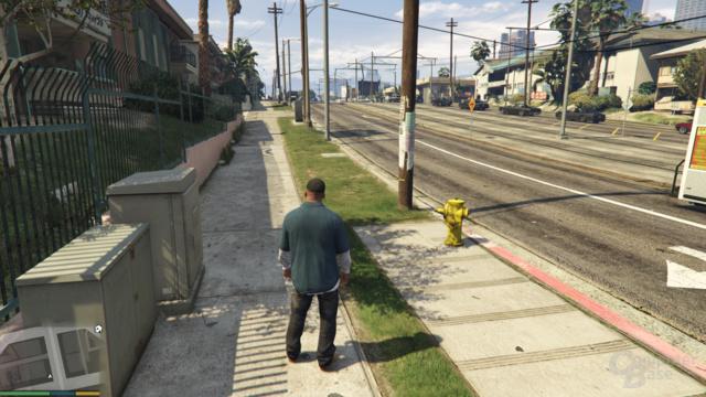 GTA V – höchste Rockstar-Schatten