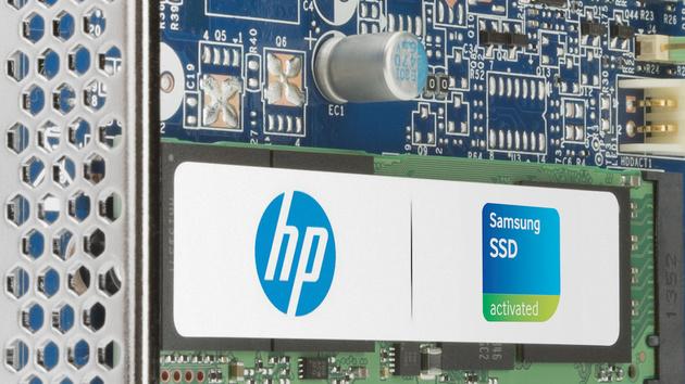Z Turbo Drive G2: Schnelle PCIe-SSDs von HP mit NVMe und Samsung-Technik