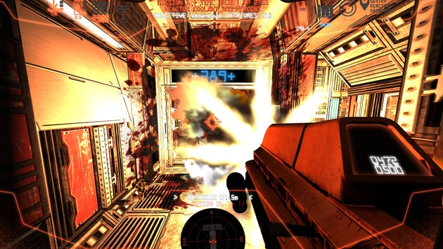 Space Beast Terror Fright: Horror-Shooter lehrt im Early Access das Fürchten