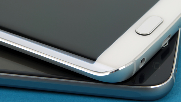 Materialkosten: Galaxy S6 edge ist teurer als das iPhone 6 Plus