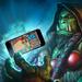 Heroes of Warcraft: Hearthstone nun auch auf dem Smartphone